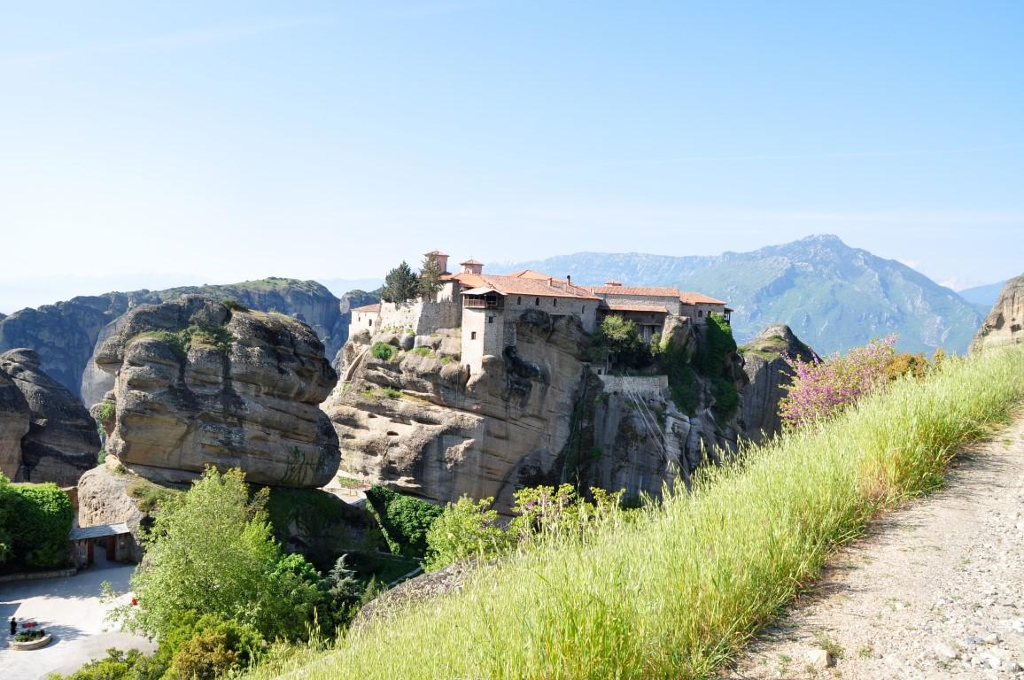 Grecia Fantástica. Atenas - Delfos - Kalambaka - Meteora