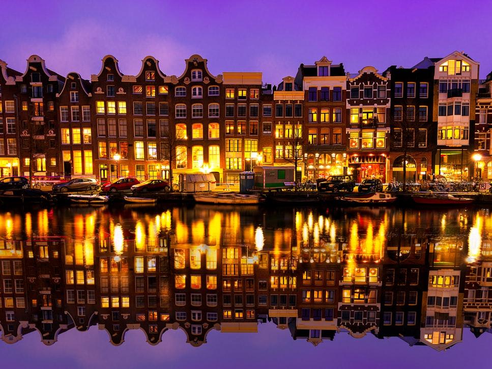 Combinado París, Flandes y Ámsterdam