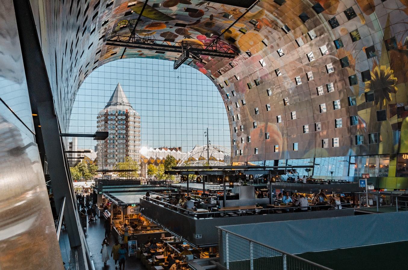Combinado Bruselas, Ámsterdam, Colonia y Frankfurt con paseo en barco por el Rhin