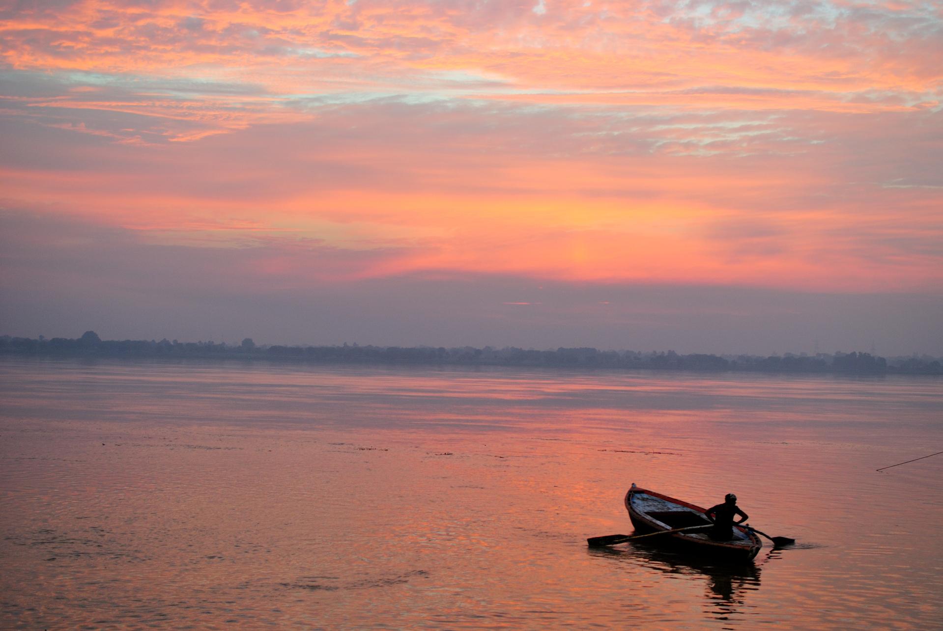 La India del norte al completo con Benarés
