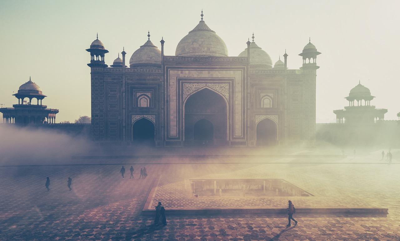 Bellezas de la India especial novios