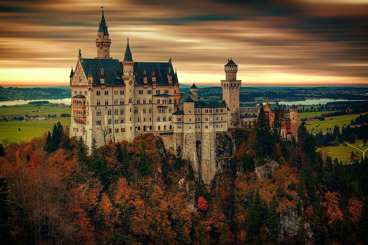 Lo mejor de Austria y Baviera