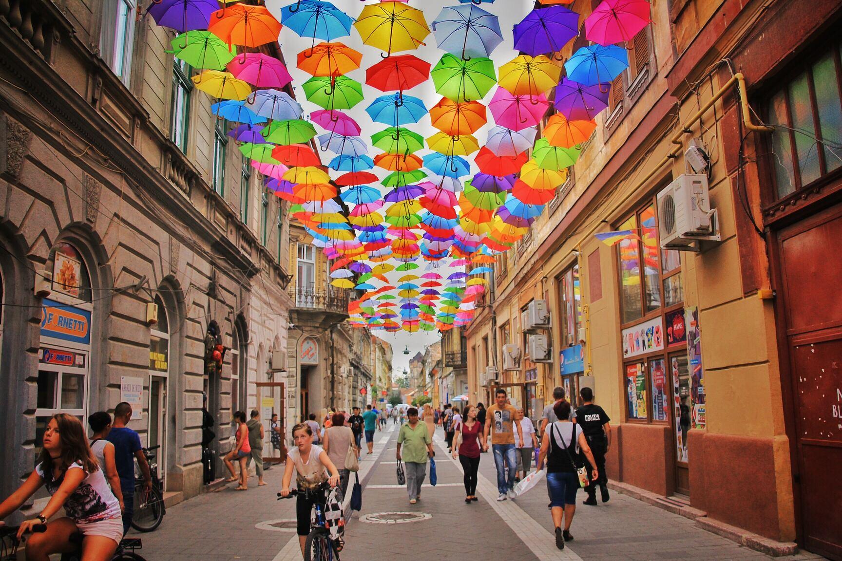 Rumanía Histórica: Transilvania, Cárpatos y Monasterios de Bucovina