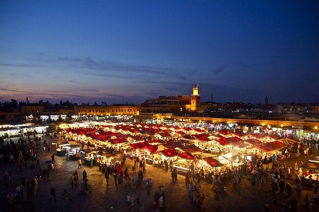 """Marruecos: ciudades imperiales y aventura en el desierto """"low cost"""""""