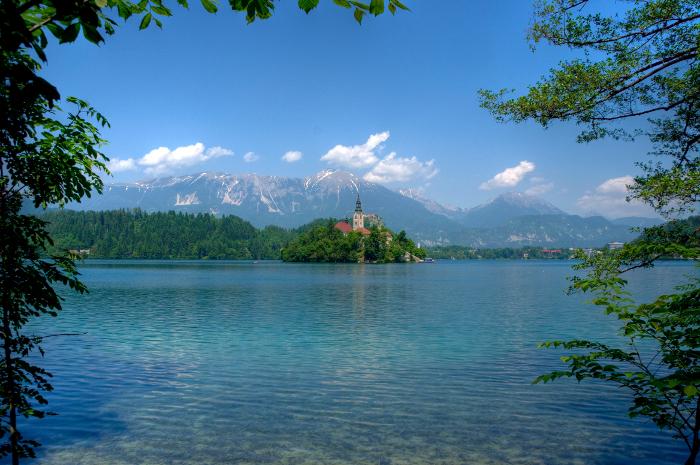 Eslovenia en fin de año