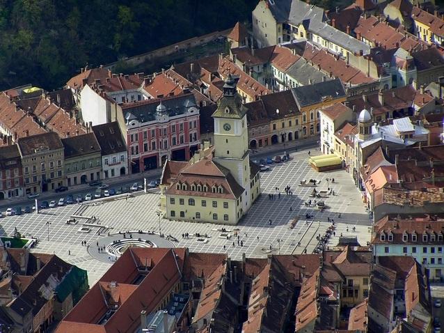 Rumanía: Transilvania medieval y los Cárpatos