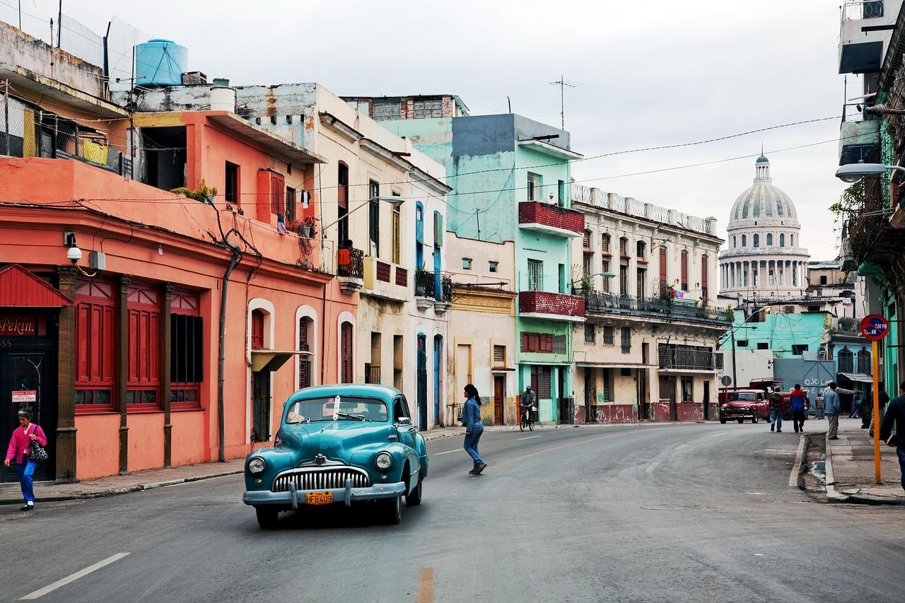Cuba: Combinado Habana - Cayo Santa María en casas particulares y hoteles