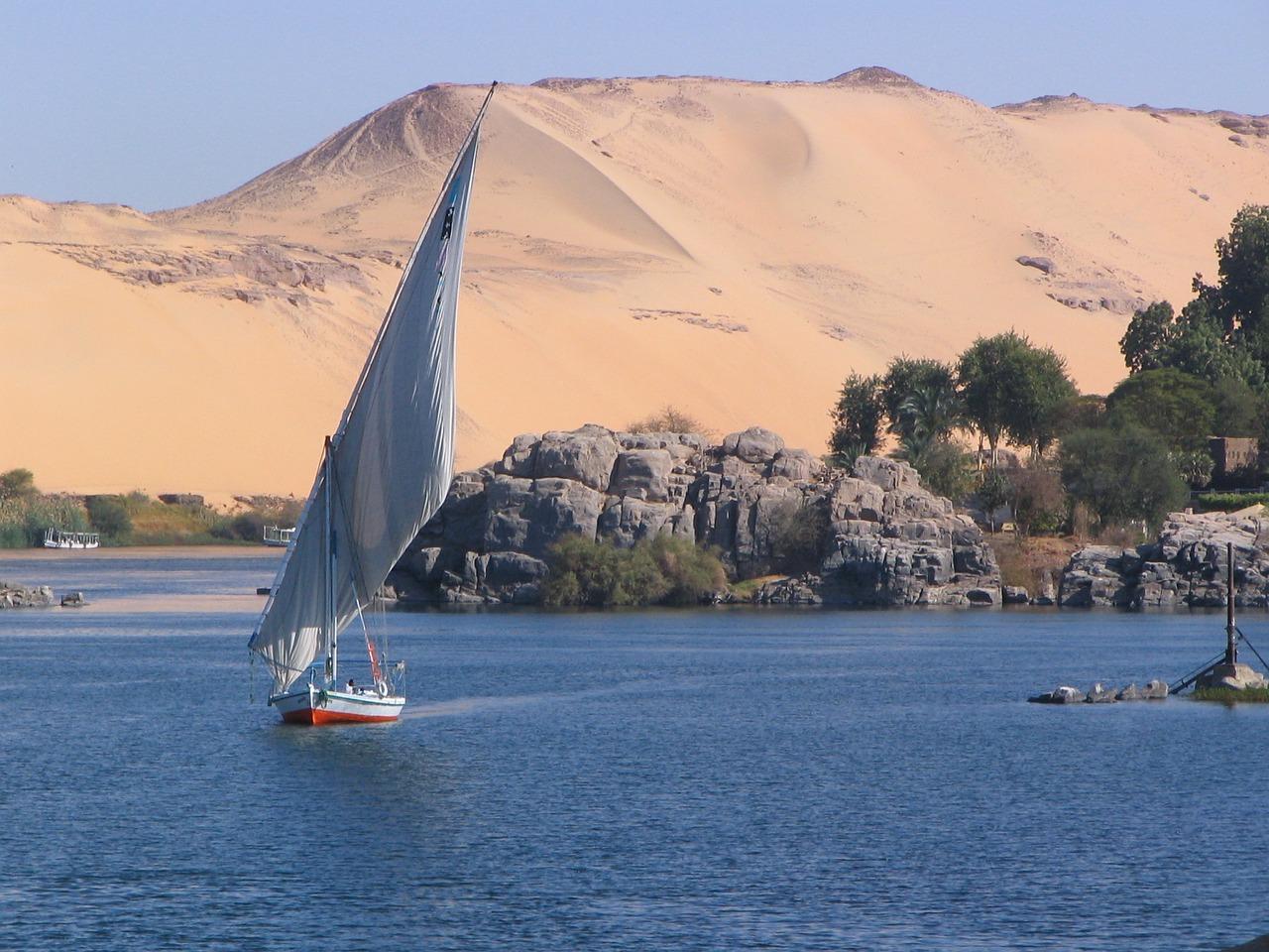 Egipto en 8 días: El Cairo y crucero por el Nilo