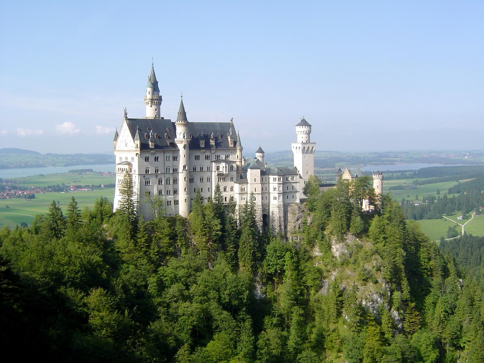 Alemania y sus castillos