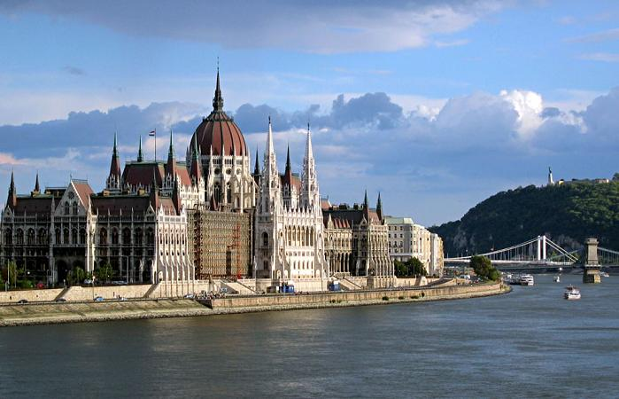 Viaje a Budapest y Viena
