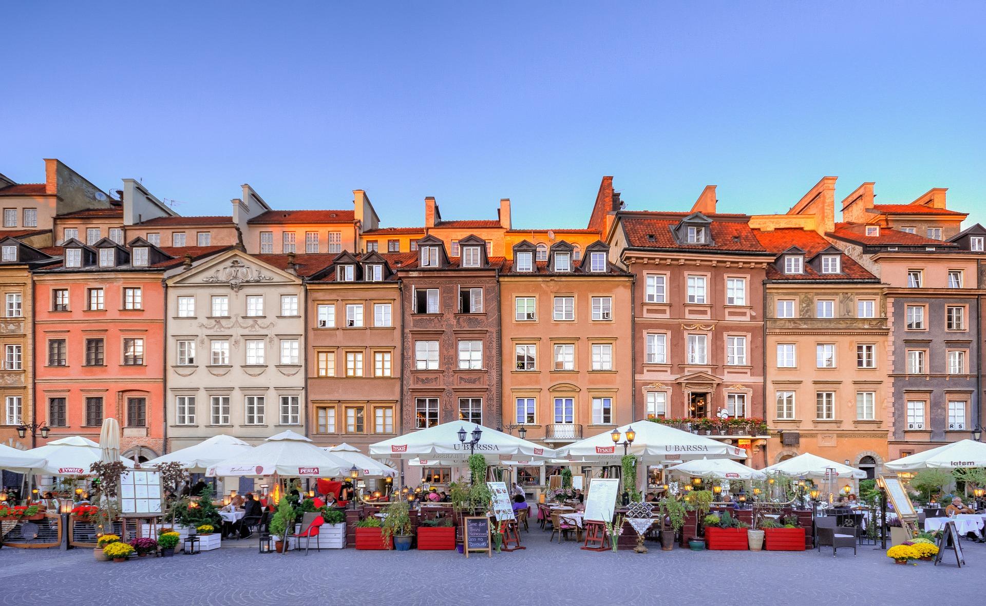 Maravillas de Polonia
