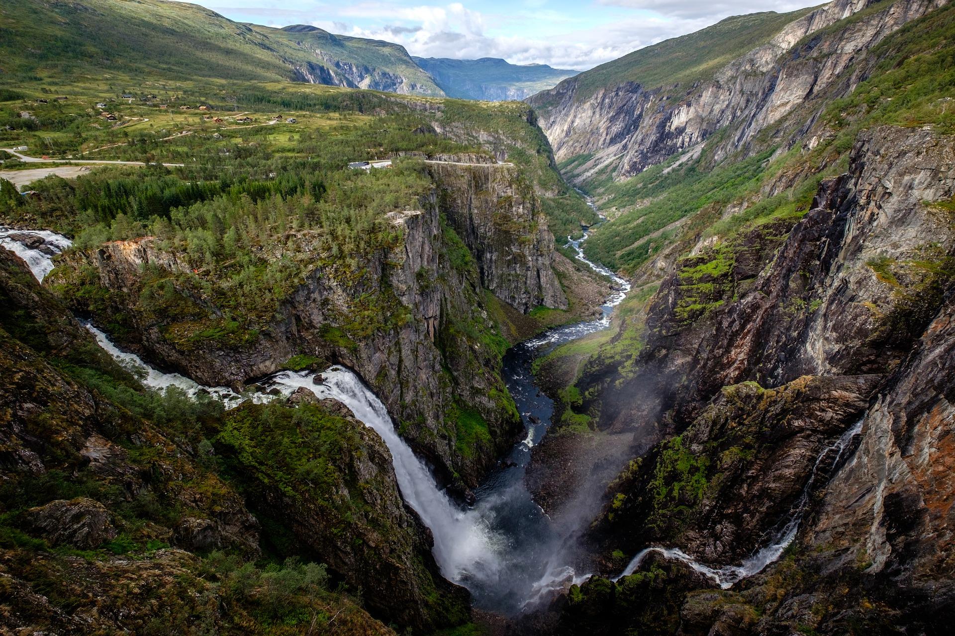Noruega en grupo: el espectáculo de los fiordos