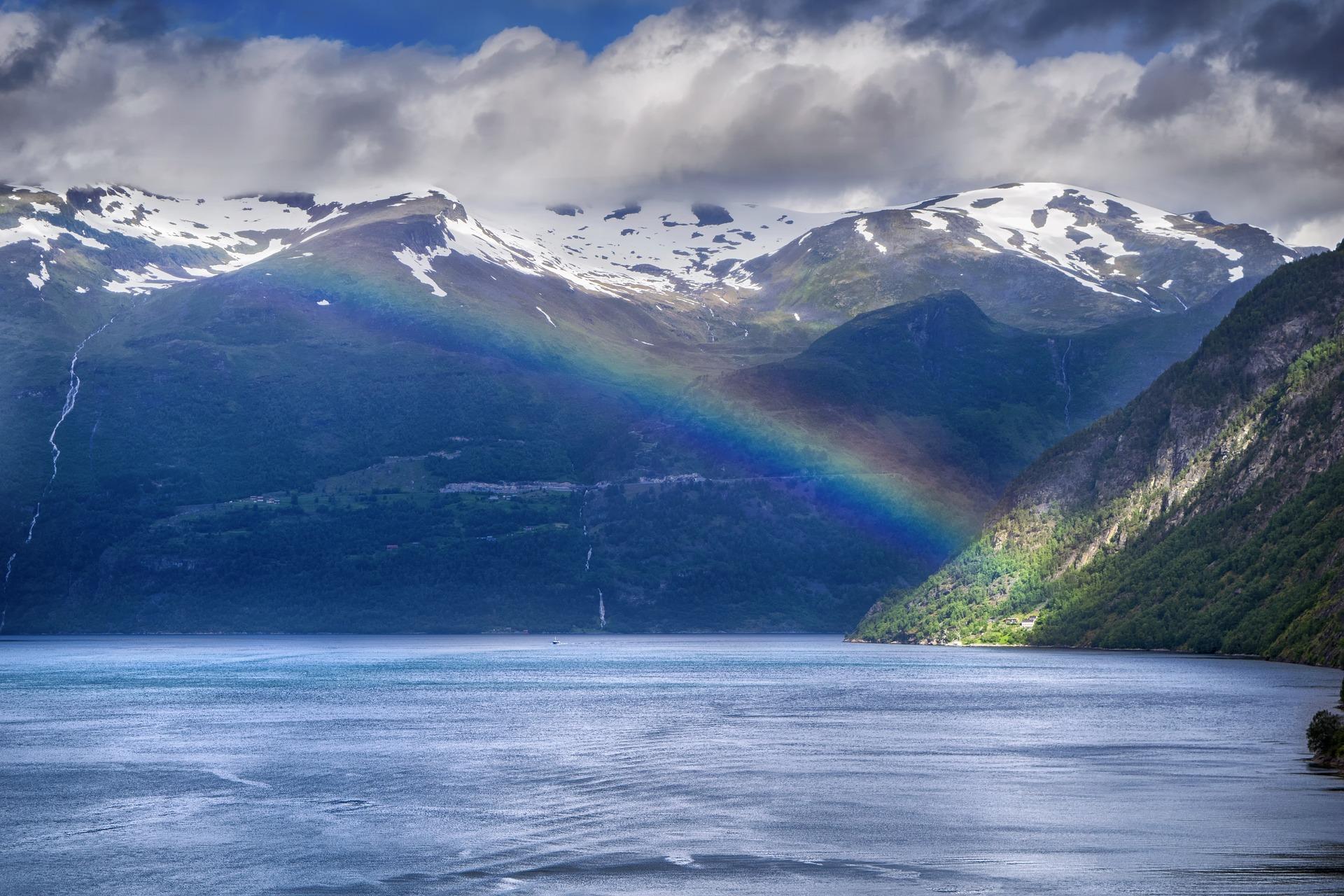 Fiordos noruegos al completo en grupo