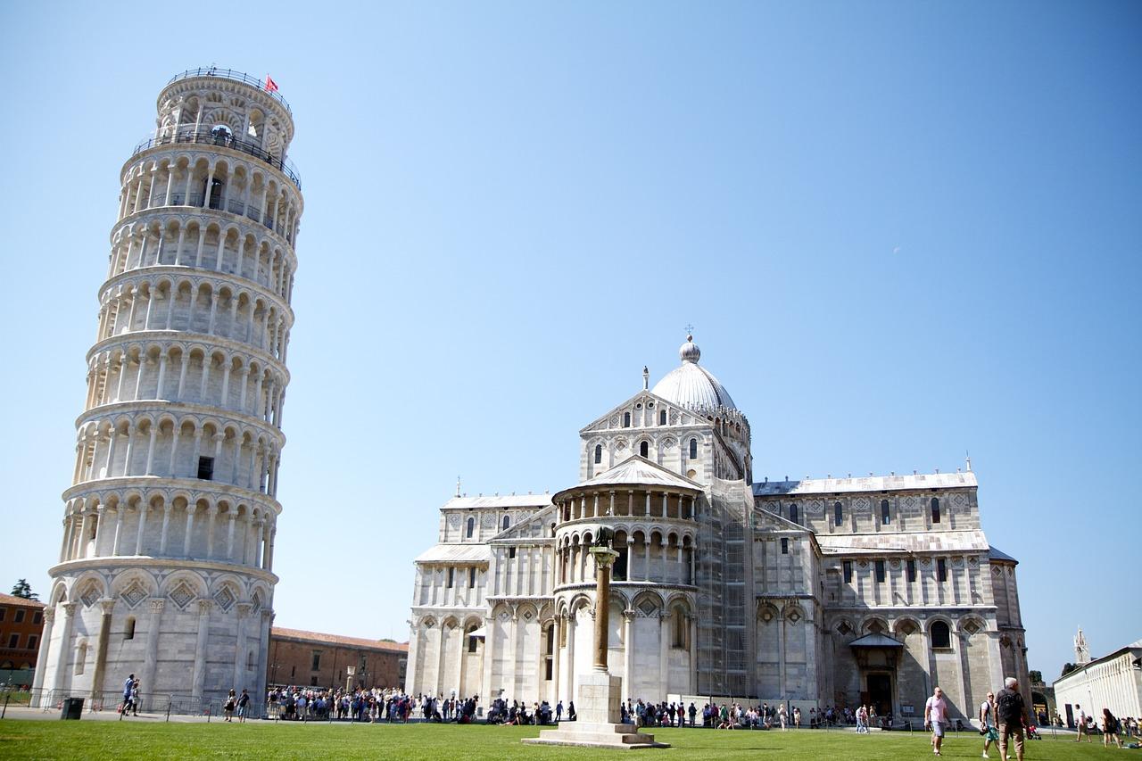 Roma y la Toscana en grupo