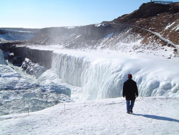 Puente del Pilar en Islandia desde Valencia (5 días)
