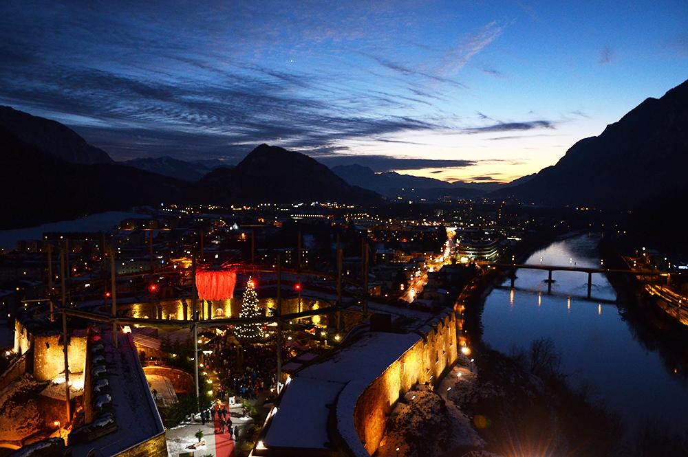 Puente diciembre: Encantos navideños en Tirol