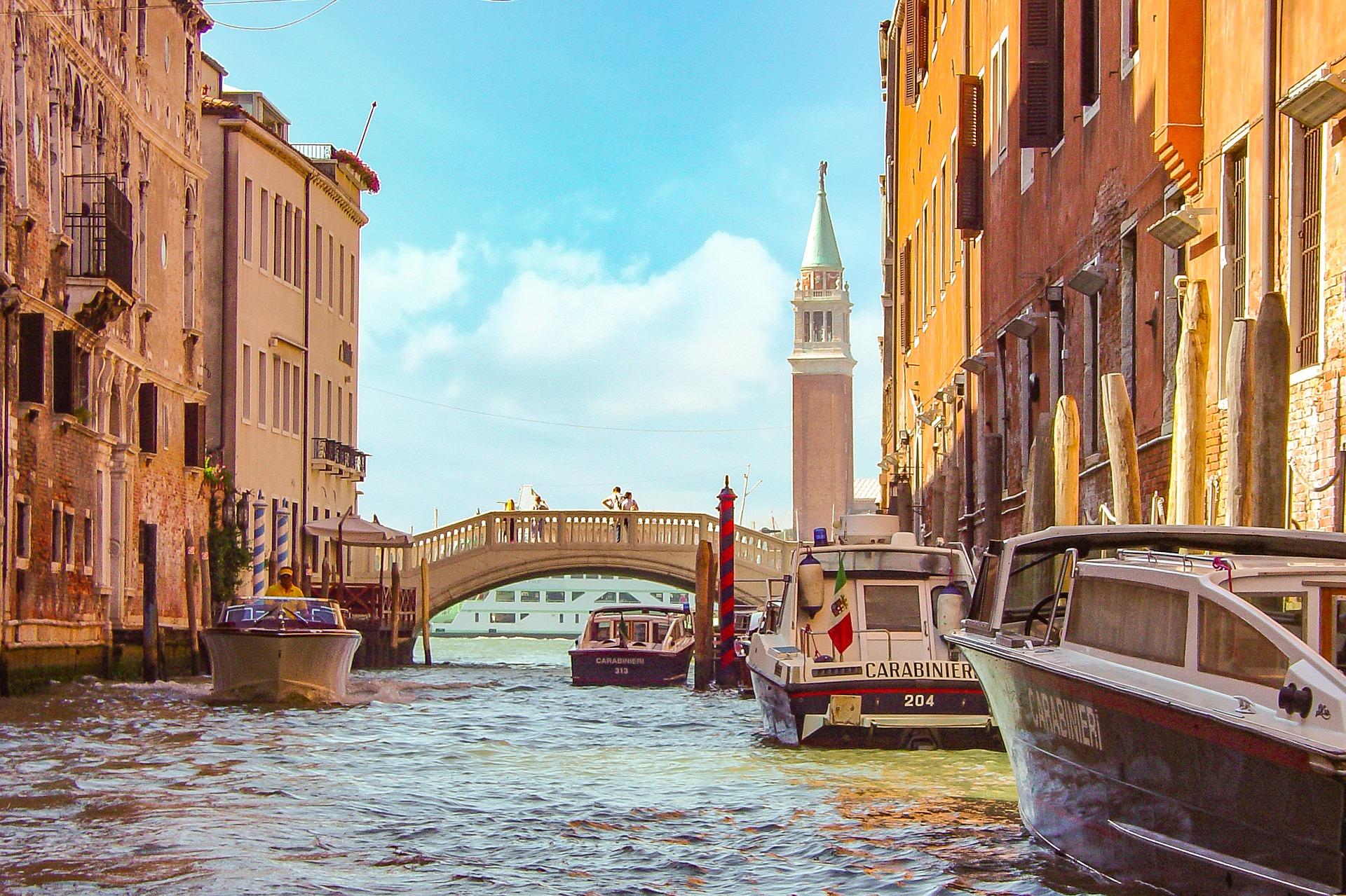 Puente de diciembre en Venecia (salida desde Barcelona)