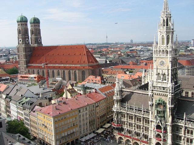 Semana Santa en Munich desde Barcelona