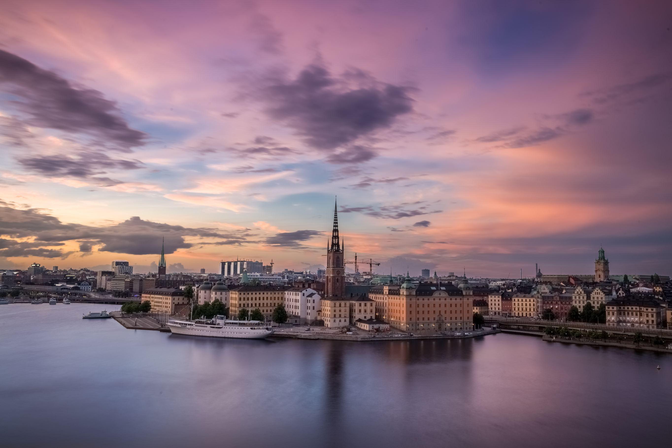 Las 4 grandes capitales bálticas en grupo exclusivo para Singles (con 3 noches en Estocolmo)