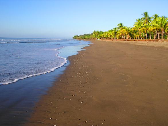 La impresionante Costa Rica y sus increíbles playas