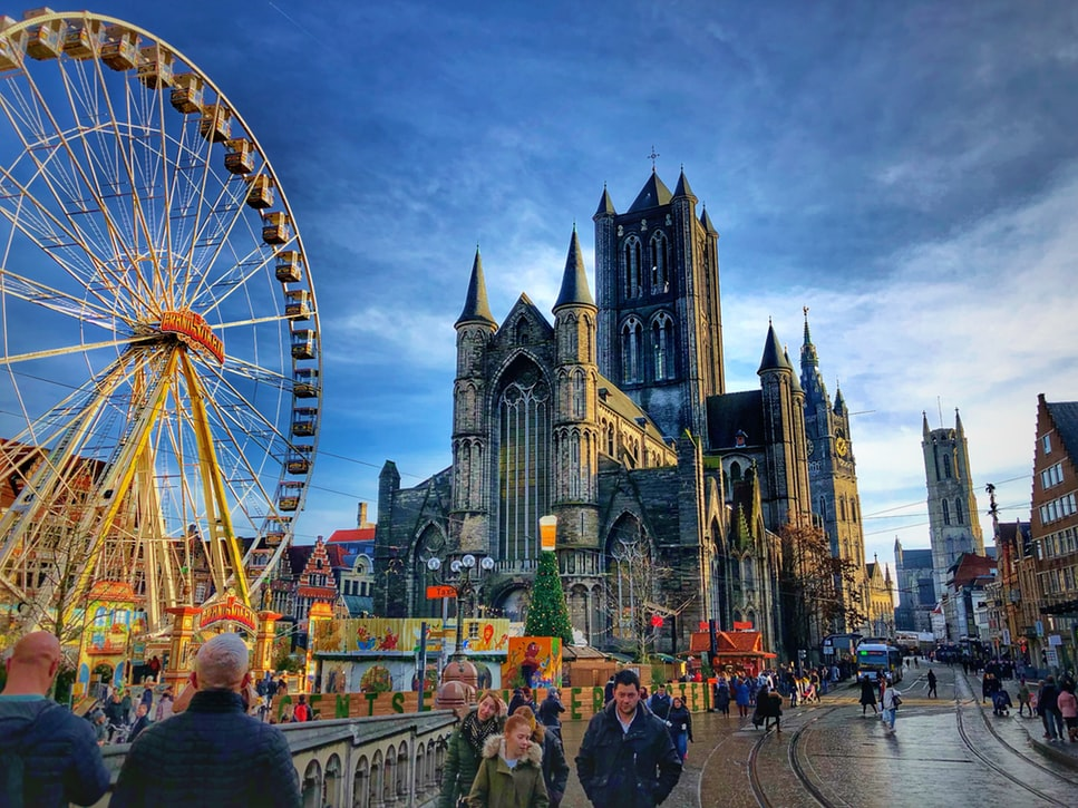 Grandes capitales de Europa (España, Francia, Reino Unido, Bélgica y Holanda)