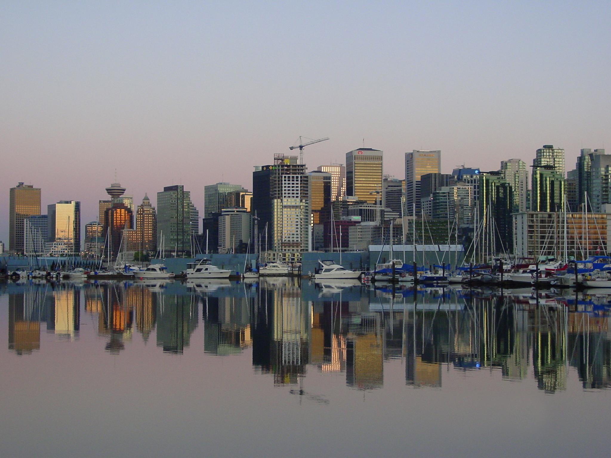 Costa Este y Costa Oeste de Canadá en 20 días