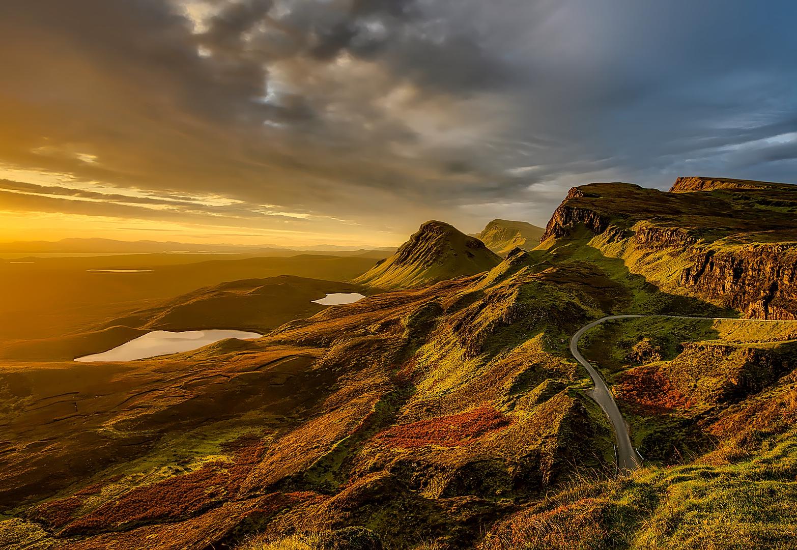 Escocia al completo con Glasgow, Edimburgo, Highlands, Lago Ness e Isla Skye