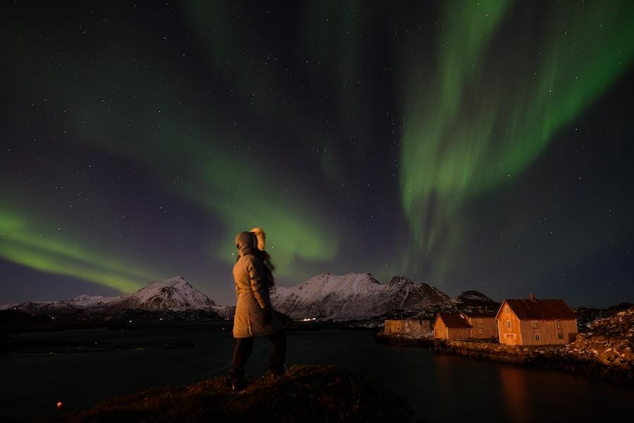 Noruega: a la caza de las auroras boreales en Tromso