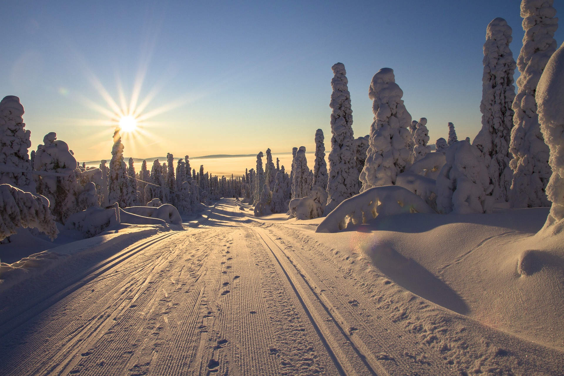 Laponia: fin de año en Ruka con actividades polares y visita a Santa Claus