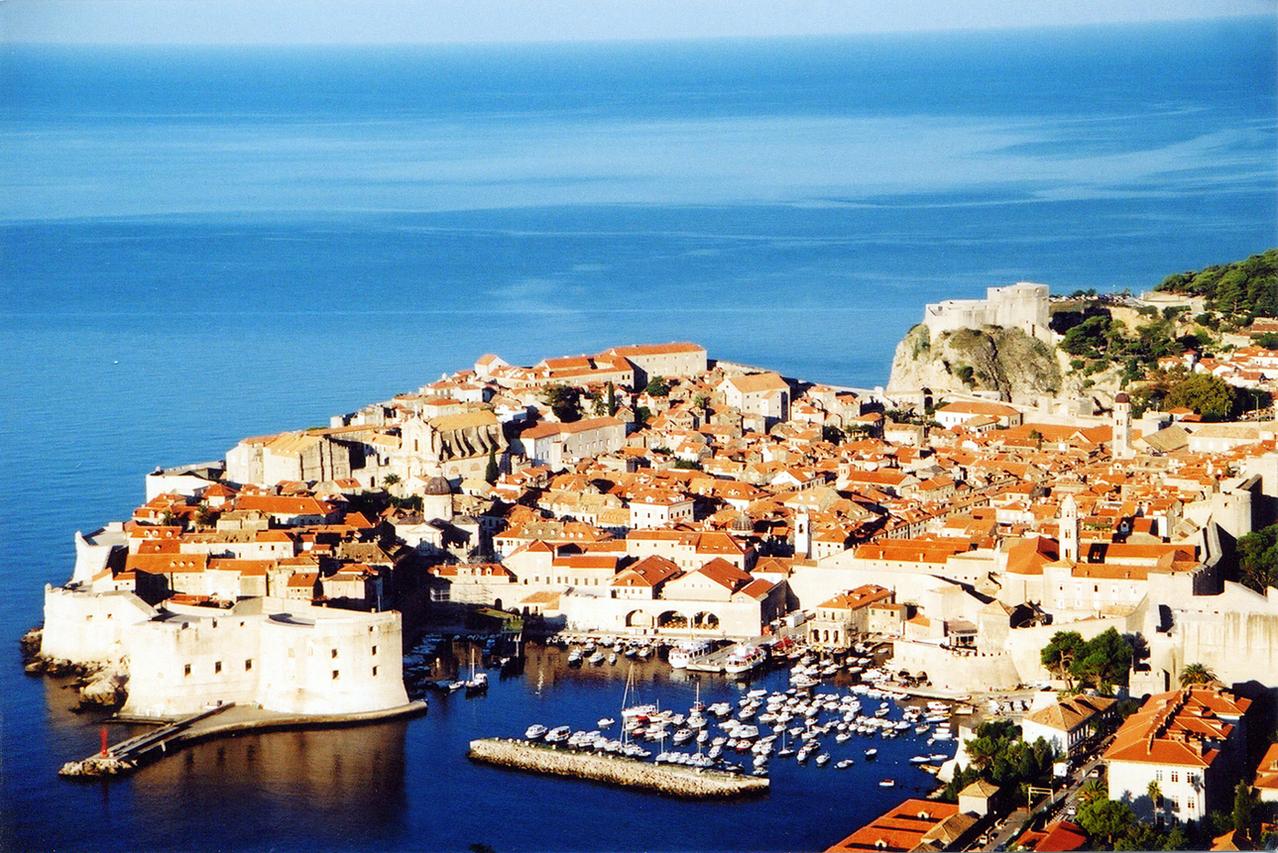Croacia desde la capital hasta el Adriático
