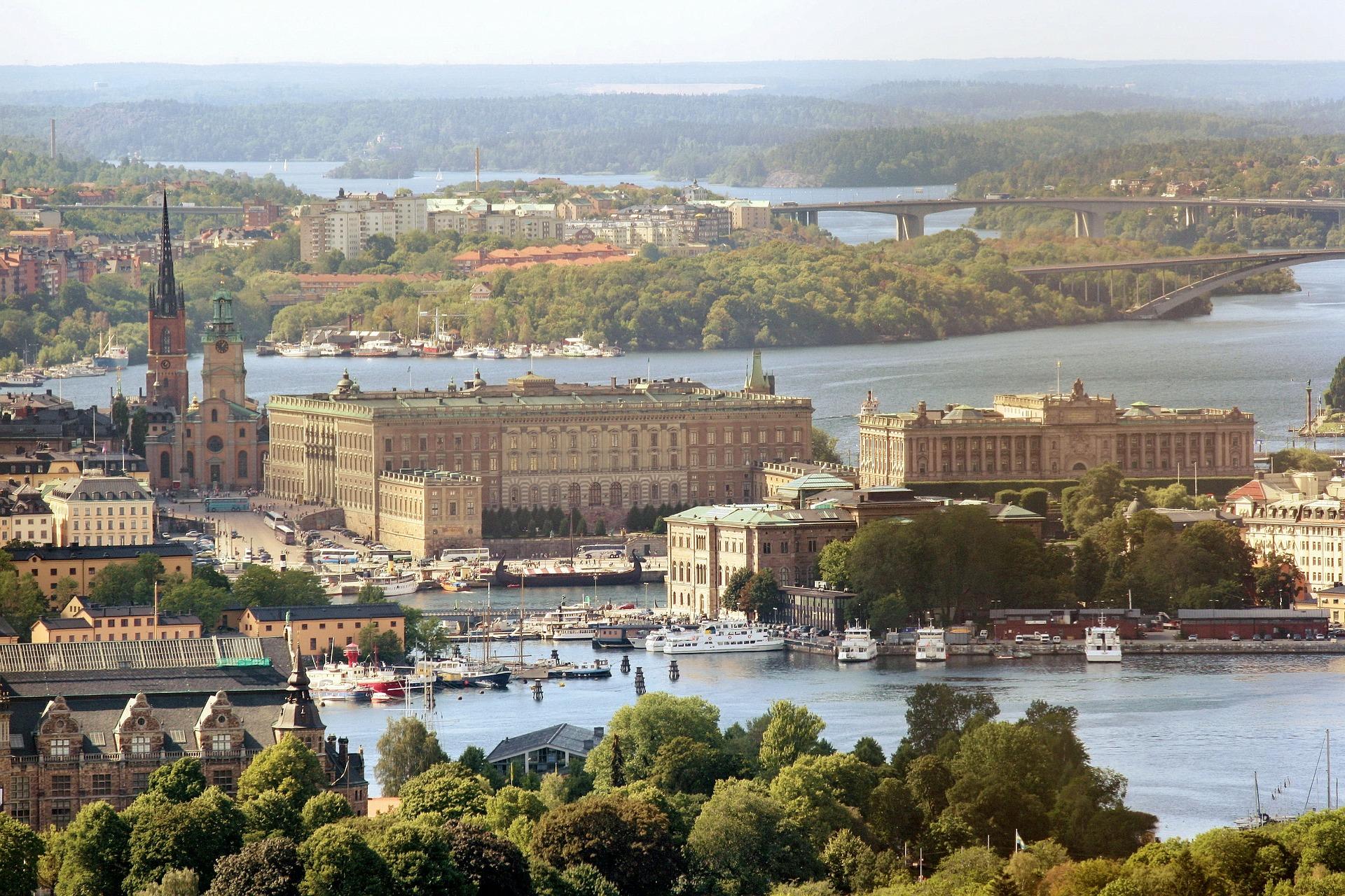 Circuito capitales bálticas: Estocolmo y Helsinki en grupo en hoteles 5*
