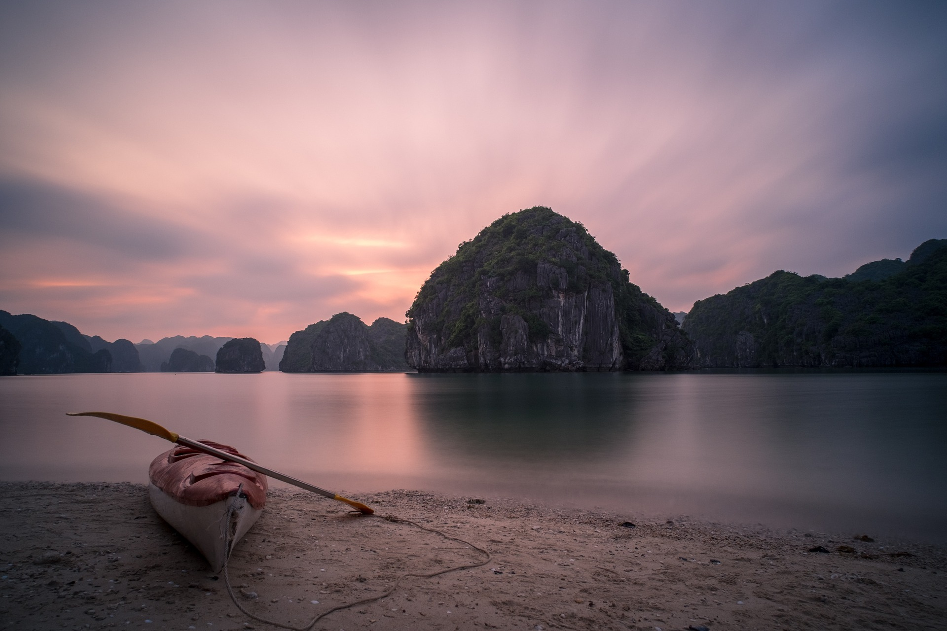 Vietnam completo y minorías del norte en grupo
