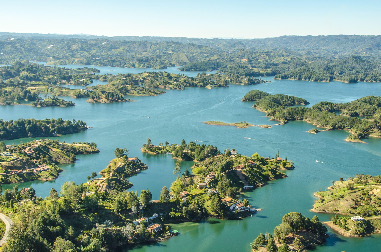 Colombia: Ruta de los Andes hasta el Caribe