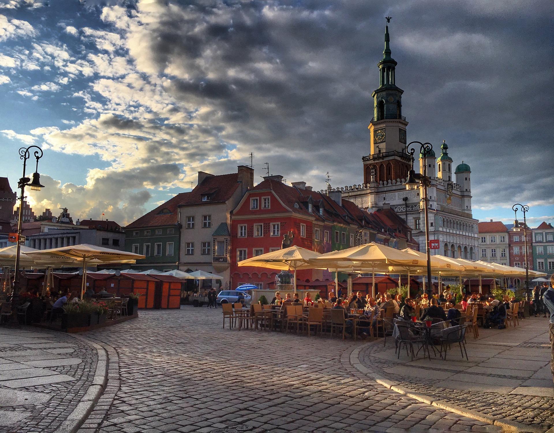 Polonia al completo en hoteles 3*