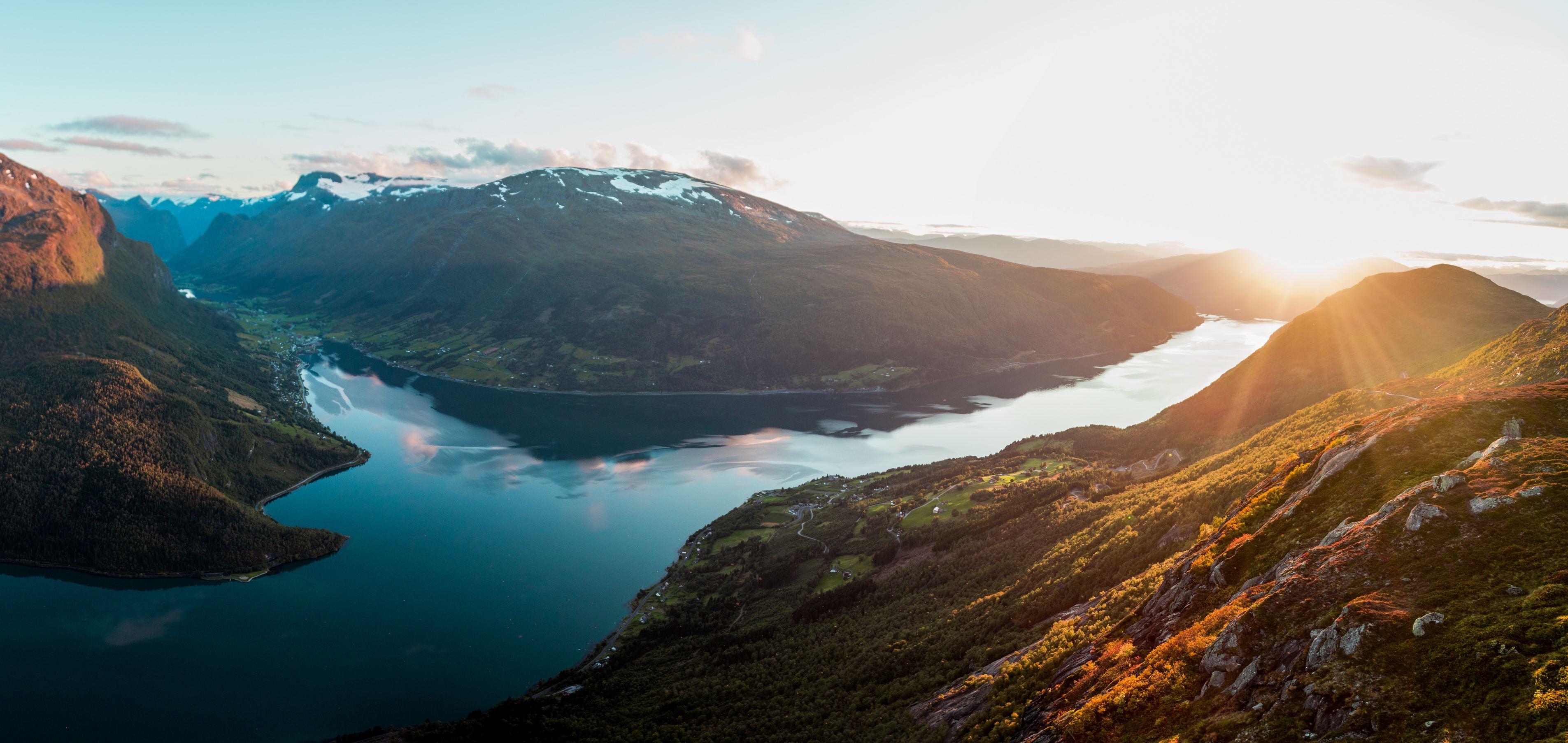 Vuelta a Noruega con la región de Telemark (exclusivo singles menores de 45)
