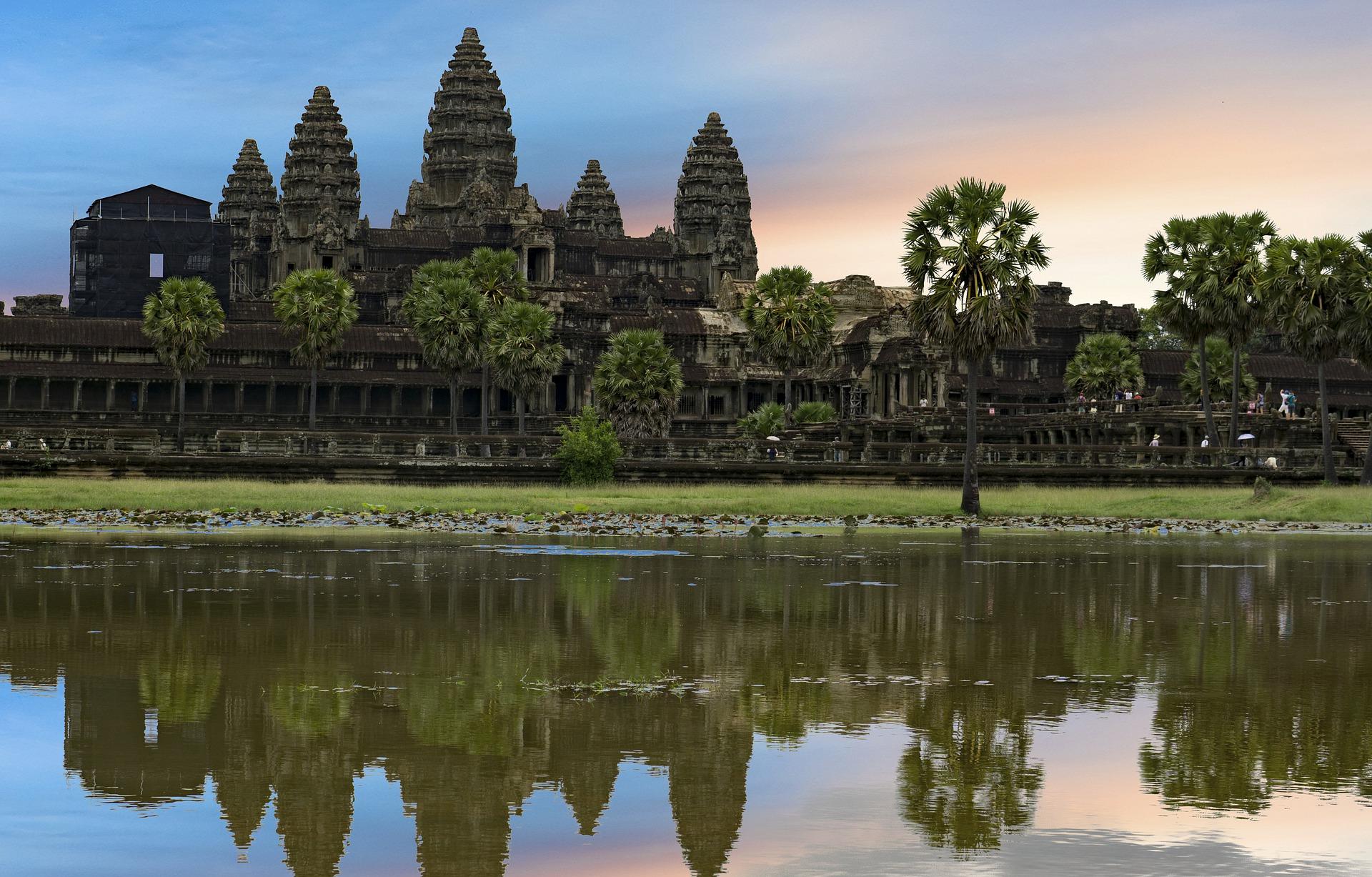 Laos y Camboya: recorriendo el río Mekong hasta Angkor