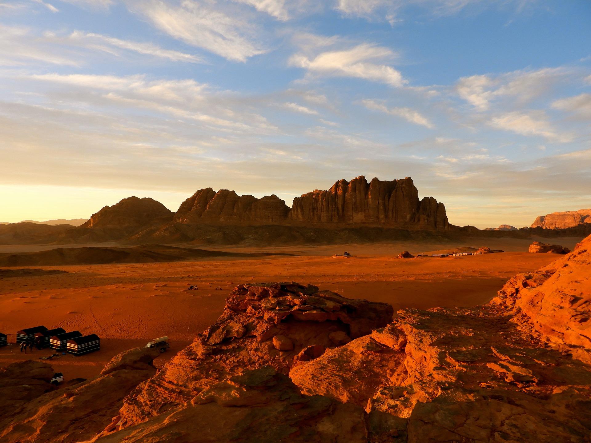 La legendaria Jordania en Fin de Año (con noche en el desierto)