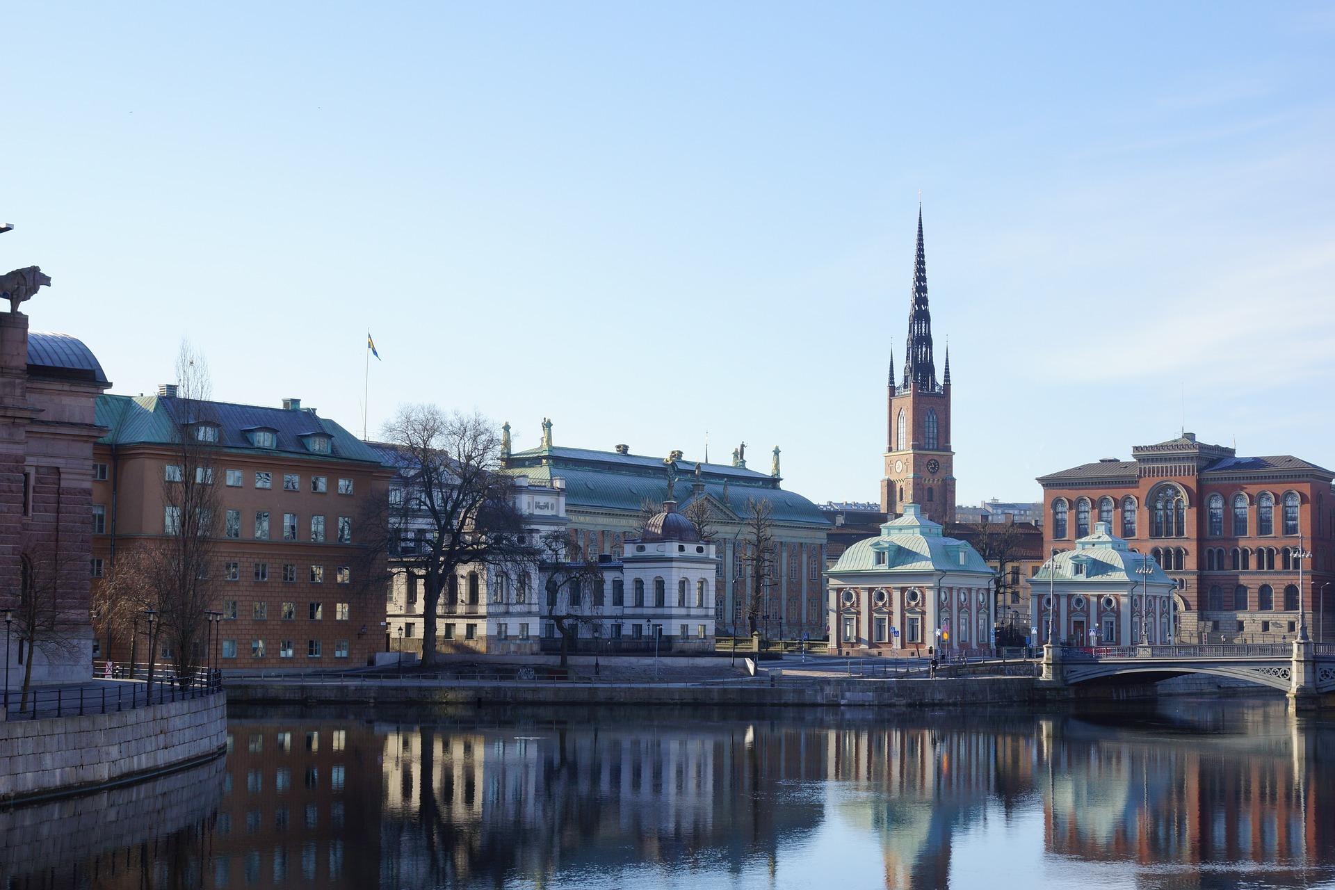 Fin de Año en grupo en Estocolmo