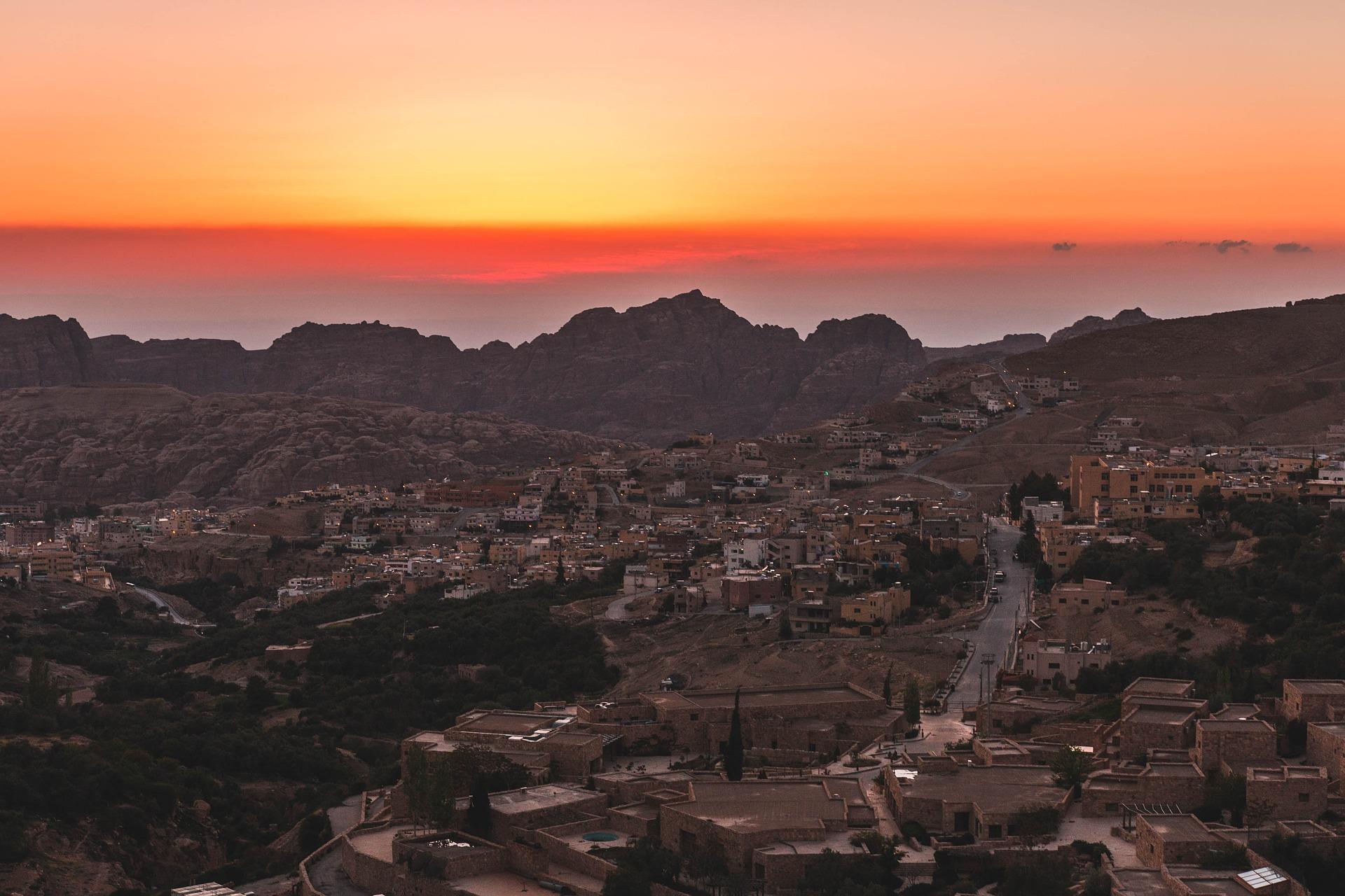 Fin de Año en Jordania (con Wadi Rum y el Mar Muerto)