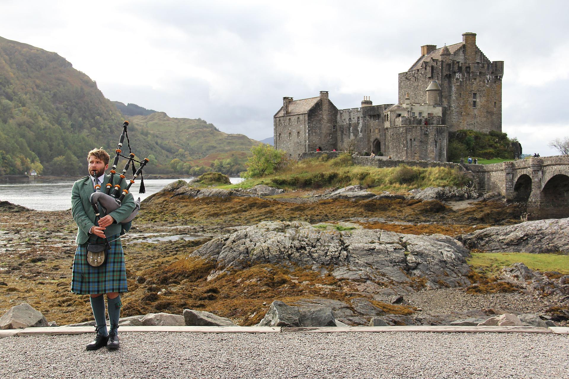 Fin de Año en Escocia (especial singles)