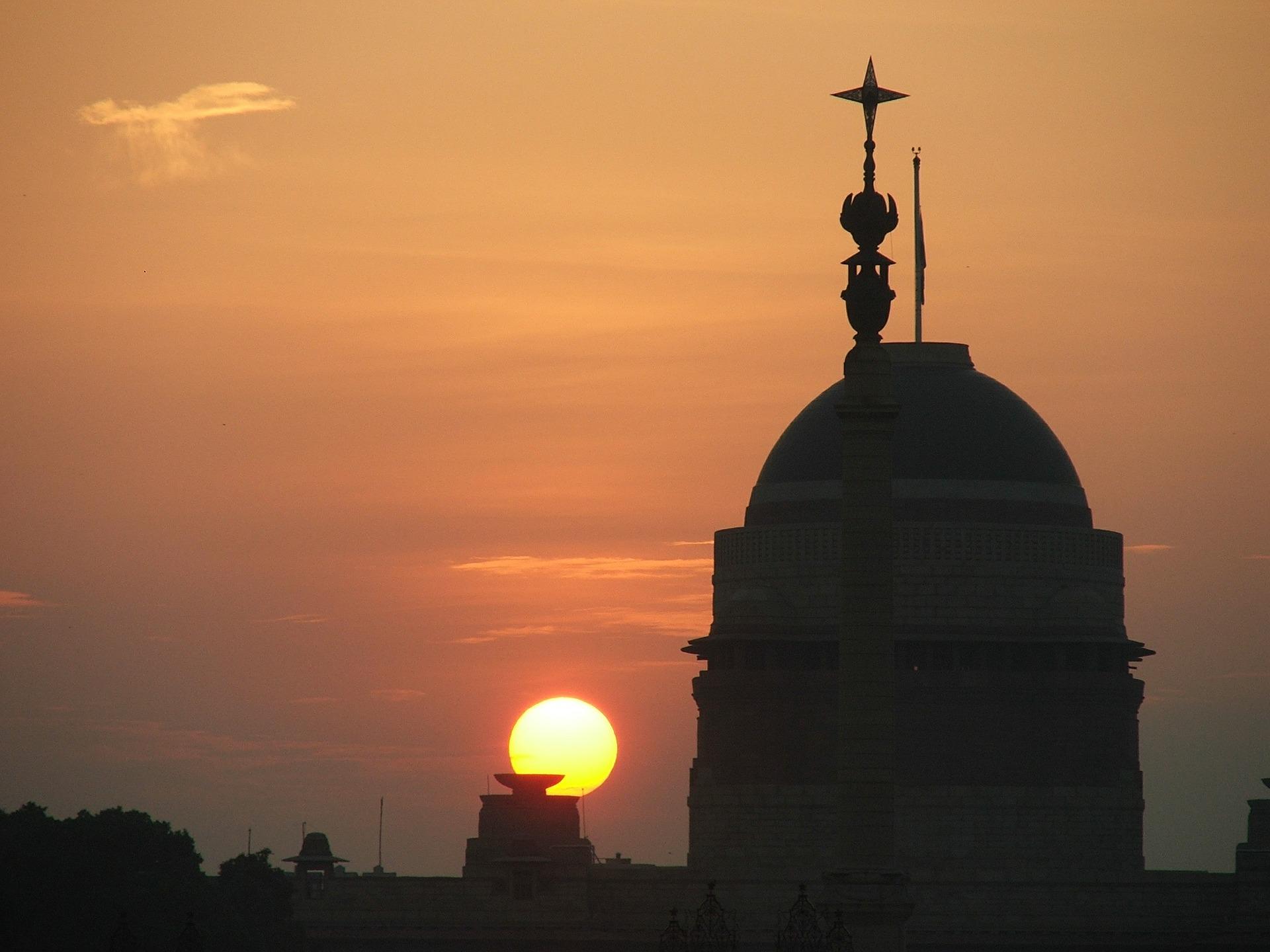 Fin de año en India