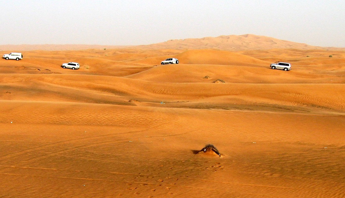 Dubái: el emirato de moda