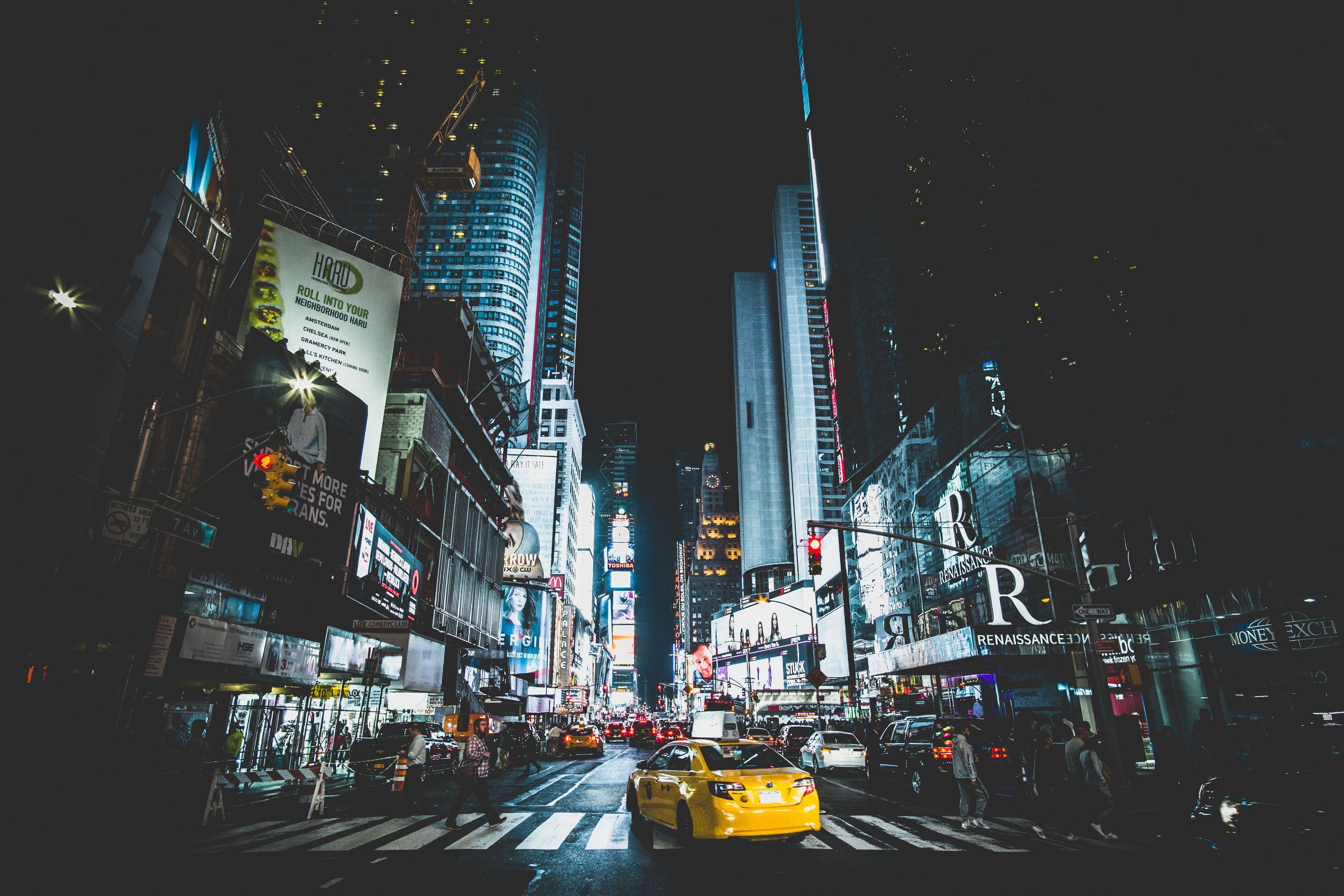Verano en Nueva York en grupo y con guía en español