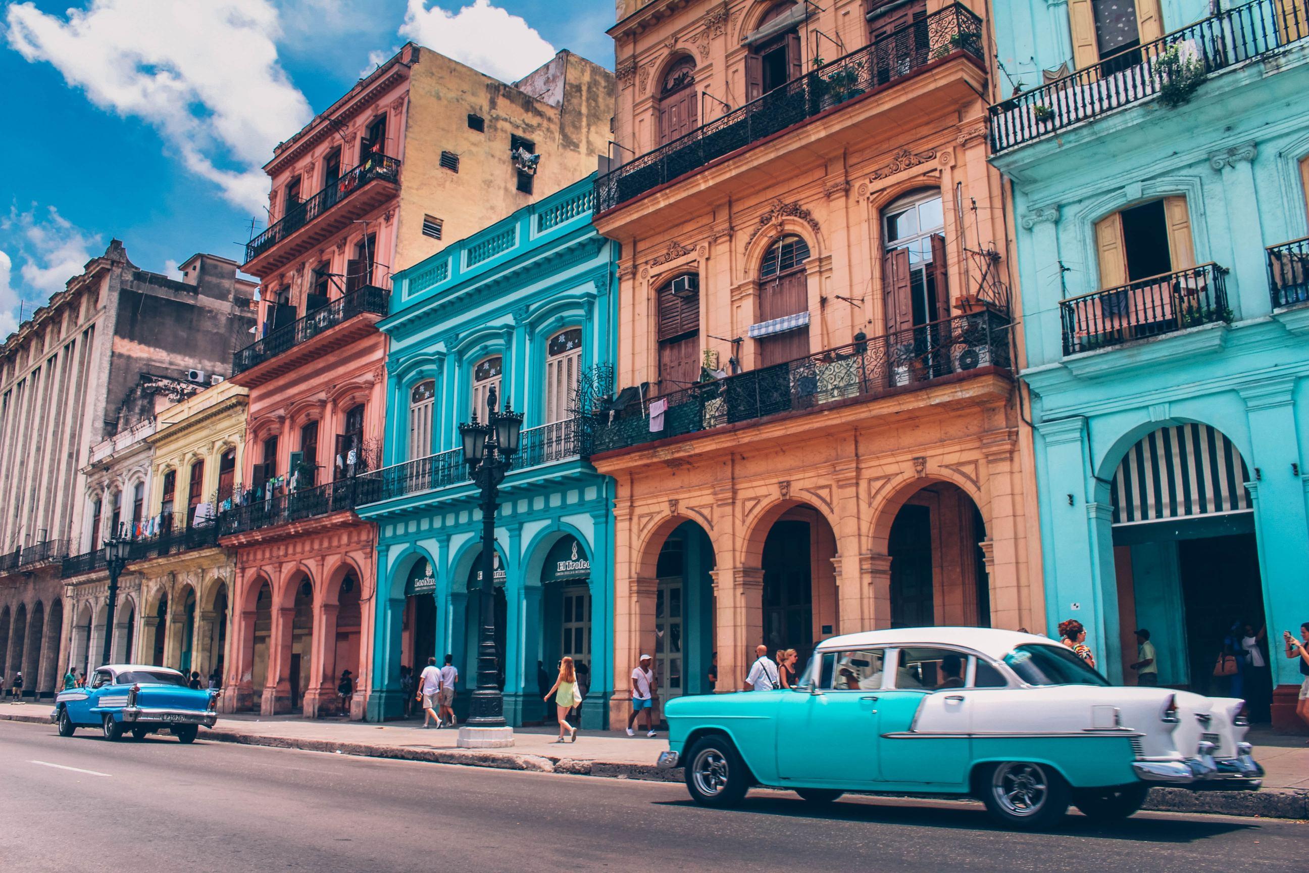 Cuba en Julio y Agosto en grupo: La Habana, Cienfuegos y Varadero