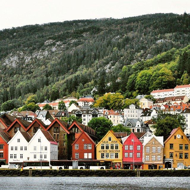 Escapada a Bergen en familia