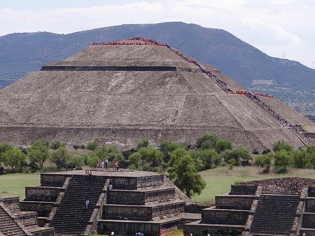 México en grupo: DF, Teotihuacan, Oaxaca, San Cristobal, Palenque y mucho más...