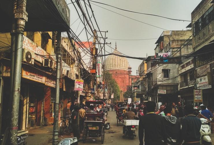 Norte de la India  y Rajastán en 13 días