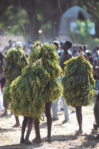Navidad Camerún al completo