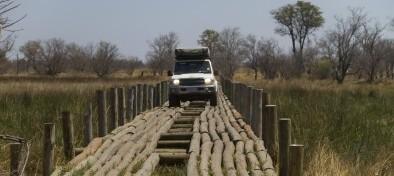 Botswana y Sudáfrica: Parque de Kgalagadi en 4X4