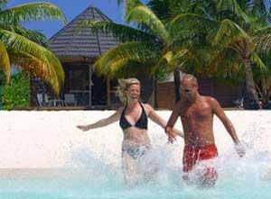 Maldivas: invierno en el paraíso